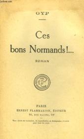 Ces Bons Normands ! - Couverture - Format classique