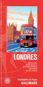 Londres  - Collectif Gallimard