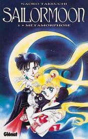 Sailor moon t.1 ; métamorphose - Intérieur - Format classique