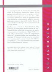 Le Recours Pour Exces De Pouvoir - 4ème de couverture - Format classique