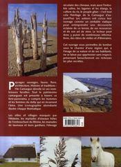 Secrets de camargue - 4ème de couverture - Format classique