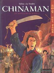 Chinaman t.4 ; mangeurs de rouille - Intérieur - Format classique