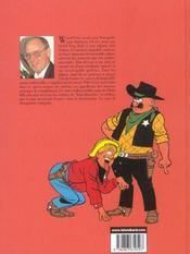 Chick Bill ; intégrale t.19 ; 21 kidordineries - 4ème de couverture - Format classique