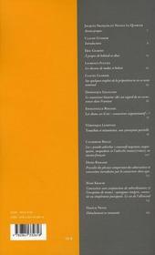 Syntaxe et sémantique t.8 ; éléments de la relation : de la phrase au texte - 4ème de couverture - Format classique
