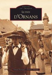 Le pays d'Ornans - Couverture - Format classique