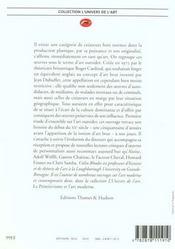 Art Outsider : Art Brut Et Creation Hors Normes Au Xxe Siecle (L') - 4ème de couverture - Format classique