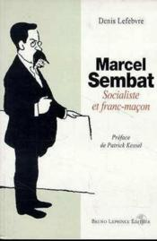 Marcel Sembat - Couverture - Format classique