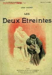 Les Deux Etreintes. Collection Modern Bibliotheque. - Couverture - Format classique