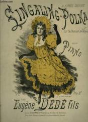 Lingaling Polka Pour Le Piano. - Couverture - Format classique