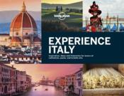 Vente  Experience Italy (édition 2018)  - Collectif Lonely Planet