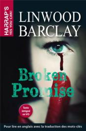 Vente  Broken promise  - Linwood Barclay
