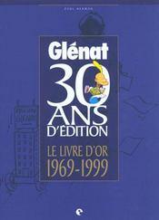 Le Livre D'Or 1969 -1999 - Intérieur - Format classique