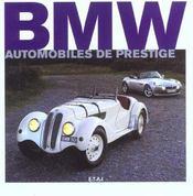 Bmw ; Automobiles De Prestige - Intérieur - Format classique
