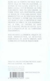 Le Poids Du Monde - 4ème de couverture - Format classique