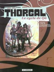 Thorgal ; Integrale ; Le Cycle De Qâ - Intérieur - Format classique