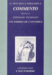 Commento - Couverture - Format classique