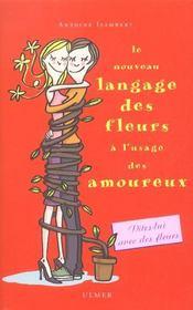 Nouveau langage des fleurs à l'usage des amoureux - Intérieur - Format classique