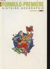 Histoire-Geo 1 - Couverture - Format classique