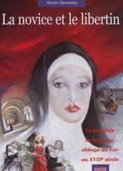 Novice Et Le Libertin (La) - Couverture - Format classique