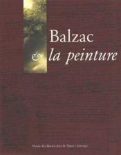 Balzac et la peinture - Couverture - Format classique