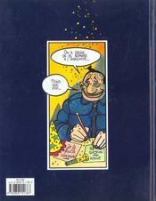 Jean-claude tergal t.1 ; jean-claude tergal garde le moral - 4ème de couverture - Format classique
