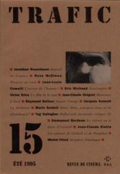 Revue Trafic N.15 - Couverture - Format classique