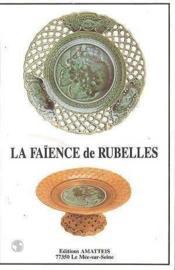 Faience De Rubelles - Couverture - Format classique