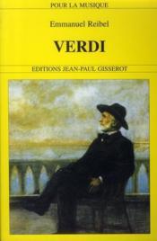 Verdi - Couverture - Format classique