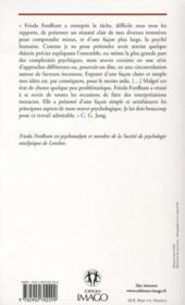 Introduction à la psychologie de Jung - 4ème de couverture - Format classique