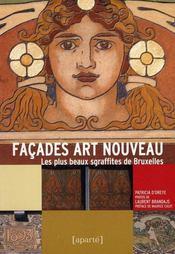 Façades art nouveau - Intérieur - Format classique