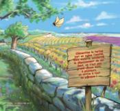Clémentine et le raisin magique - 4ème de couverture - Format classique