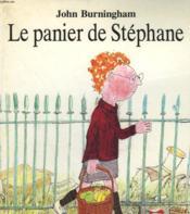 Le Panier De Stephane. - Couverture - Format classique