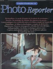Photo-Reporter N°28 - Couverture - Format classique
