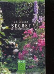 Le Livret Secret Des Professionnels - Couverture - Format classique