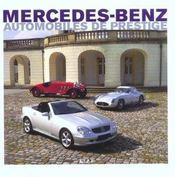 Mercedes-Benz. automobiles de prestige - Intérieur - Format classique