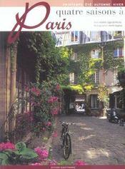 Quatre saisons à Paris - Intérieur - Format classique