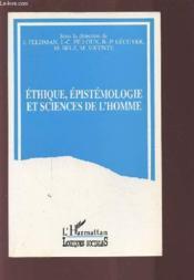 Éthique, épistémologie et sciences de l'homme - Couverture - Format classique
