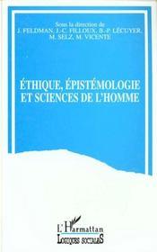 Éthique, épistémologie et sciences de l'homme - Intérieur - Format classique