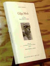 Gilga Mesh Ou La Gloire Entre Force/Destin - Couverture - Format classique