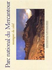 Le parc national du mercantour montagnes du soleil - Couverture - Format classique