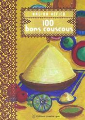 Les bons couscous - Intérieur - Format classique