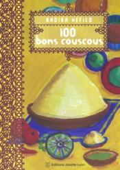Les bons couscous - Couverture - Format classique