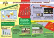 L'agriculture durable pour nourrir 10 milliards d'habitants... impossible ? - Couverture - Format classique
