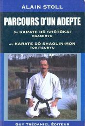 Du Karate -Do Shotokai - Intérieur - Format classique