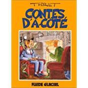Contes D'A Cote - Couverture - Format classique