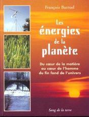 Les energies de la planete - Intérieur - Format classique
