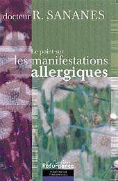 Point Sur Les Manifestations Allergiques - Couverture - Format classique