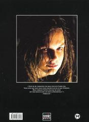 Korn - 4ème de couverture - Format classique