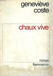 Chaux Vive. - Couverture - Format classique