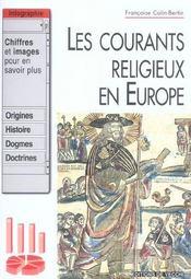 Courants Religieux (Les) - Intérieur - Format classique